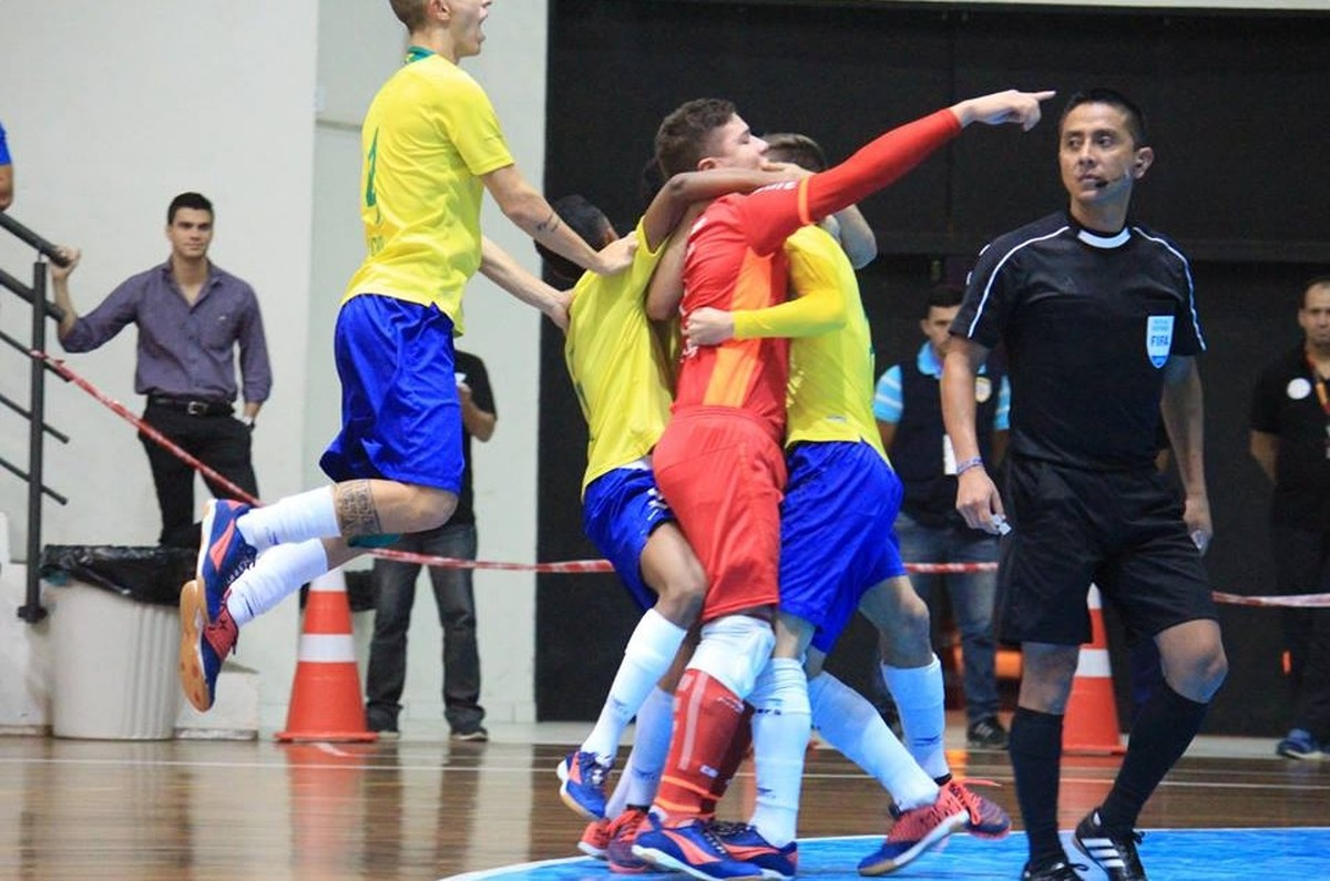Brasil define pré-lista de convocados para os Jogos Olímpicos da Juventude   2051cc1557ad3