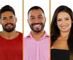 Arcrebiano, Gilberto e Juliette estão no paredão | Gshow