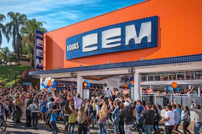 Lojas Cem: rede permanece offline em era do comércio eletrônico (Foto: Divulgação/Lojas Cem)
