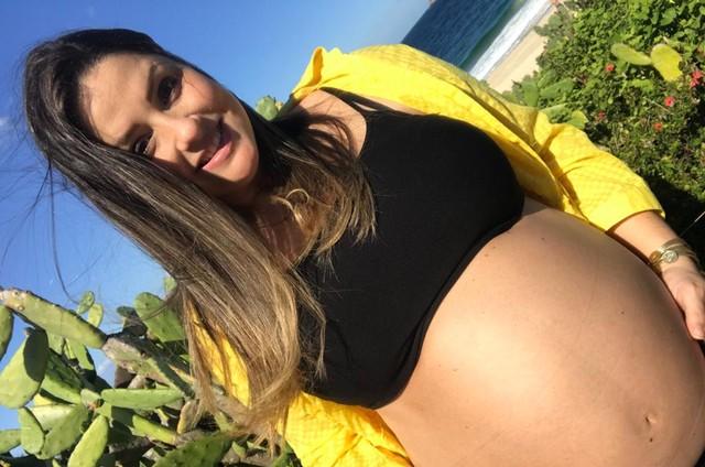 Giselle Policarpo (Foto: Arquivo pessoal)