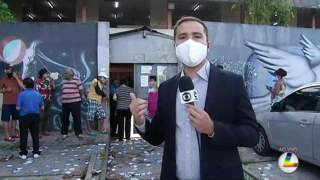 Mais de 5,7 milhões de eleitores vão às urnas para escolher prefeitos e vereadores no Pará