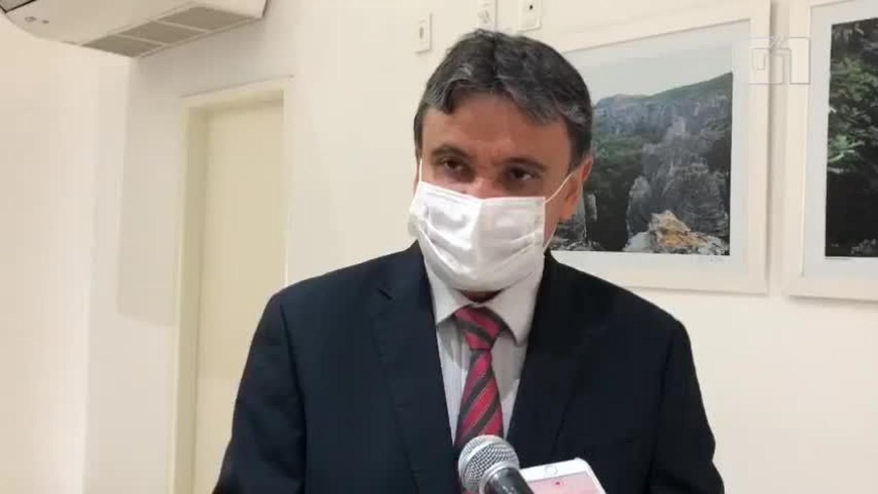 Medidas restritivas do novo decreto serão definidas após reunião, diz governador