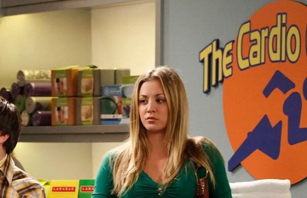 Kaley Cuoco é a musa dos nerds de 'The Big Bang Theory' (Foto: Reprodução)