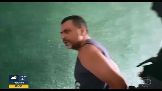 Apontado como chefe do tráfico no RJ é preso em operação contra lavagem de dinheiro