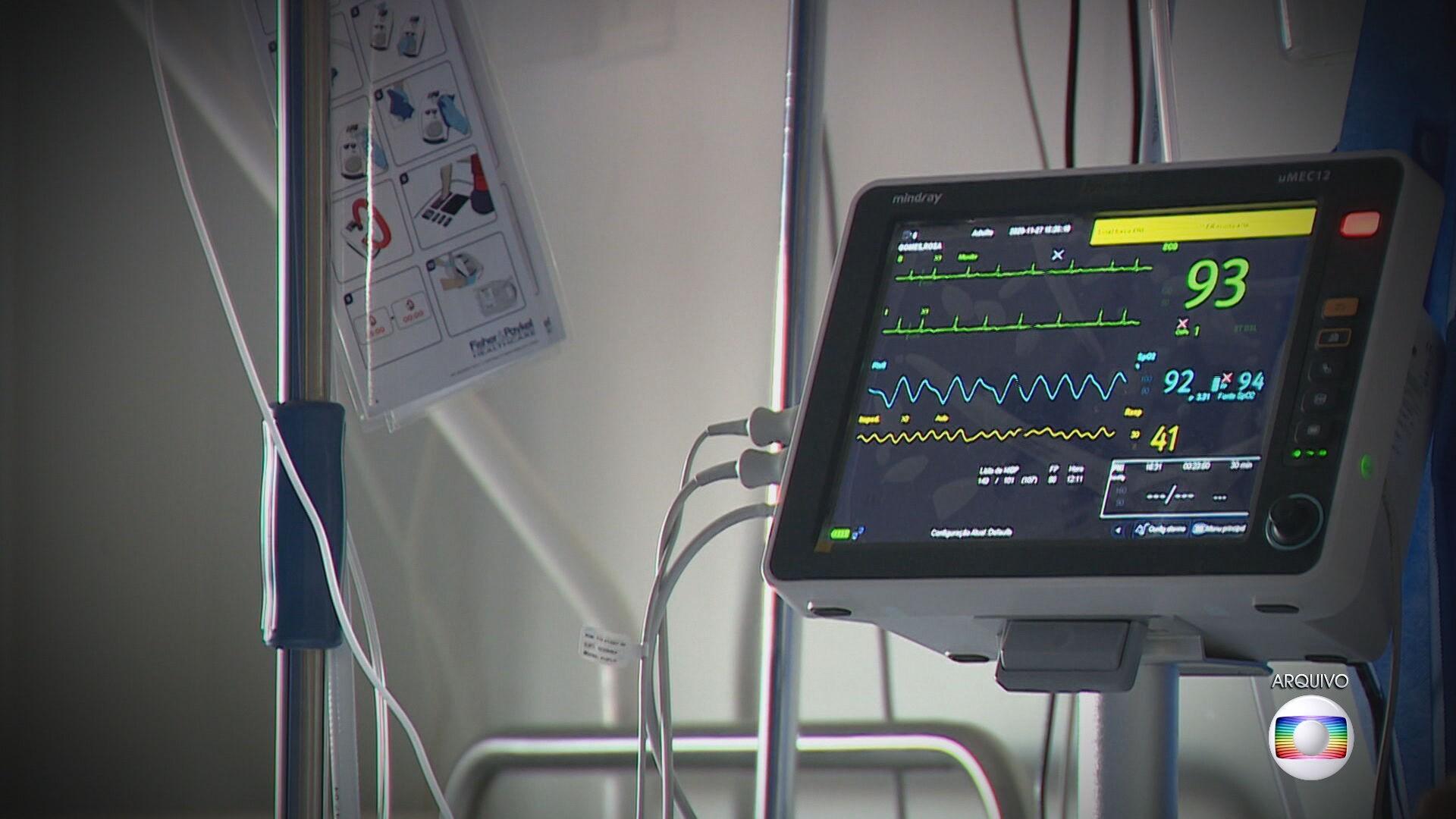 Ocupação de leitos em UTIs no Vale é de 83,9%; sete hospitais estão lotados e índice supera média de SP