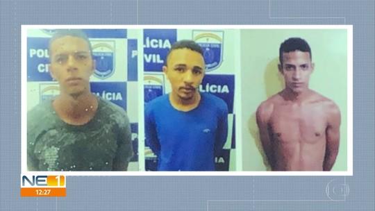 Motorista do carro usado no assassinato de veterinária em Igarassu é preso, diz polícia