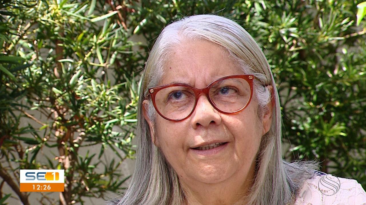 Marlene Calumby fala sobre o irmão João Alves Filho