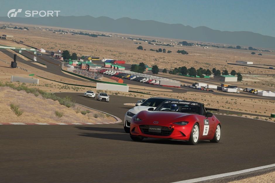Gran Turismo Sport, exclusivo para PS4 (Foto: Divulgação)