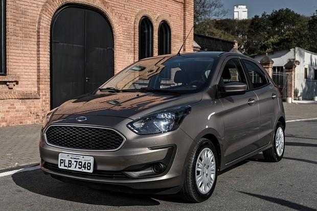 Teste Novo Ford Ka 1 0 Mantem Foco No Custo Beneficio E Promete