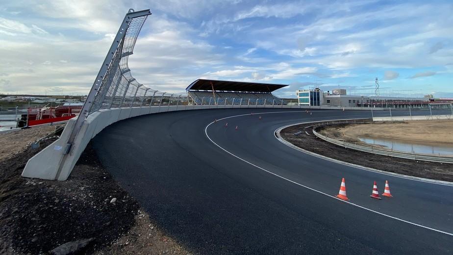 Curvas de palco do GP da Holanda terão dobro de inclinação em relação a oval de Indianápolis