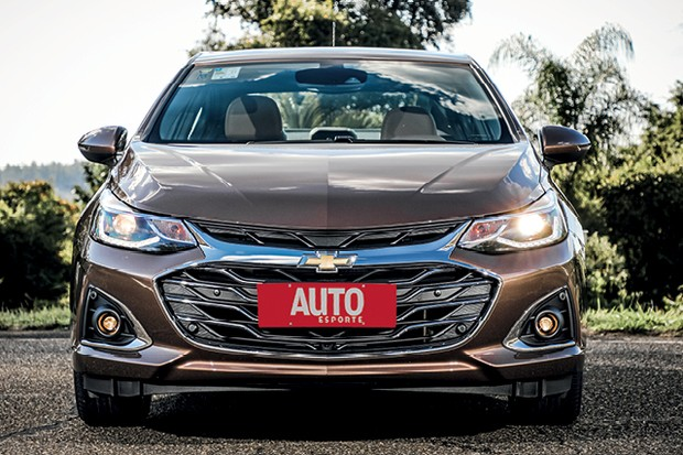 Chevrolet Cruze Premier  (Foto: Rafael Munhoz)
