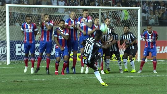 """Com """"sofrência"""", Levir revive momentos de emoção e vê Atlético-MG fortalecido por G-6"""