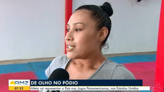 Sem uma das mãos, carateca do AP aprende taekwondo em cinco meses e chega à seleção brasileira