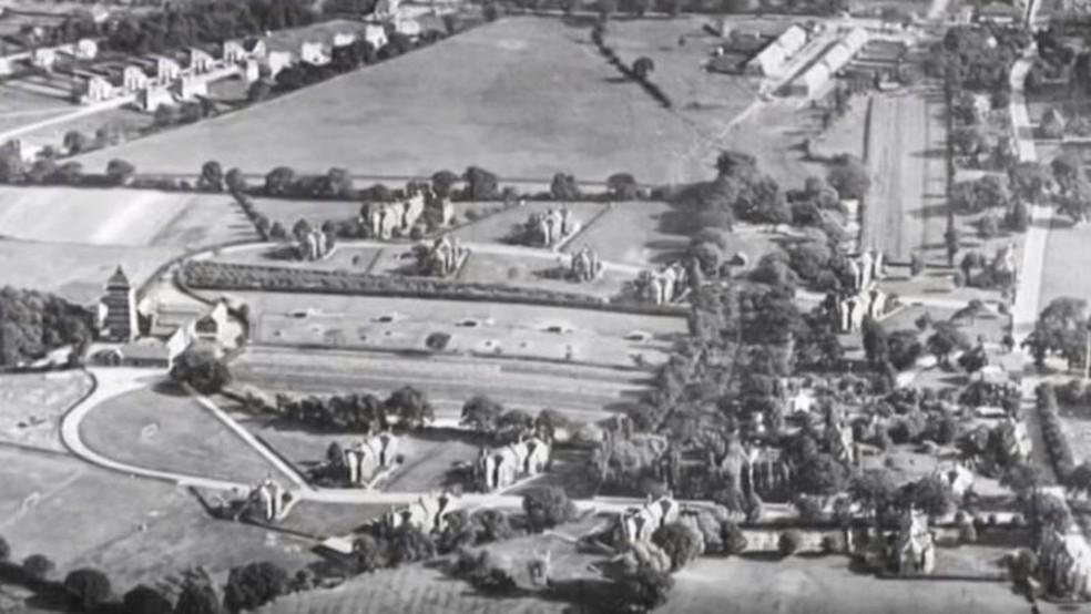 Foto de arquivo mostra o lar infantil de Shirley Oaks, administrado pelo bairro de Lambeth — Foto: BBC