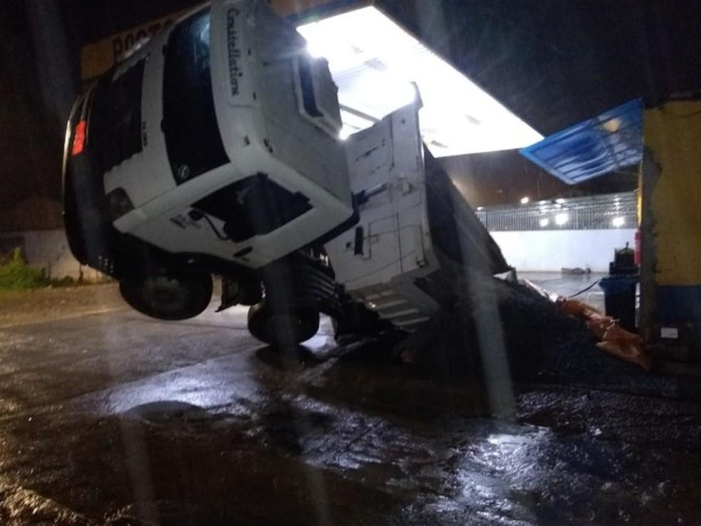 Caso ocorreu na cidade de Buerarema, na terça-feira (11).  — Foto: Blog Vermelhinho Bahia