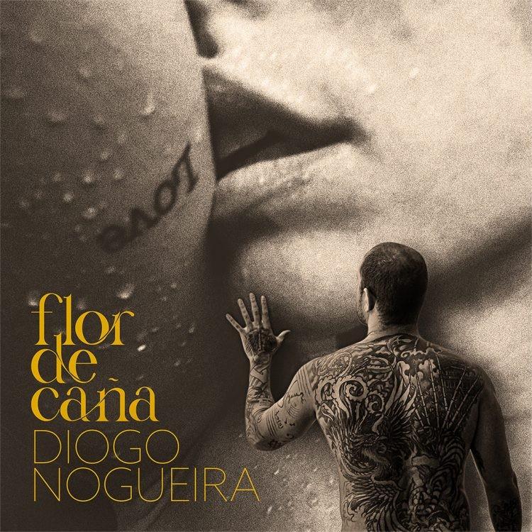 Diogo Nogueira lança música para Paolla Oliveira e comenta capa do single: 'Amor move o mundo'