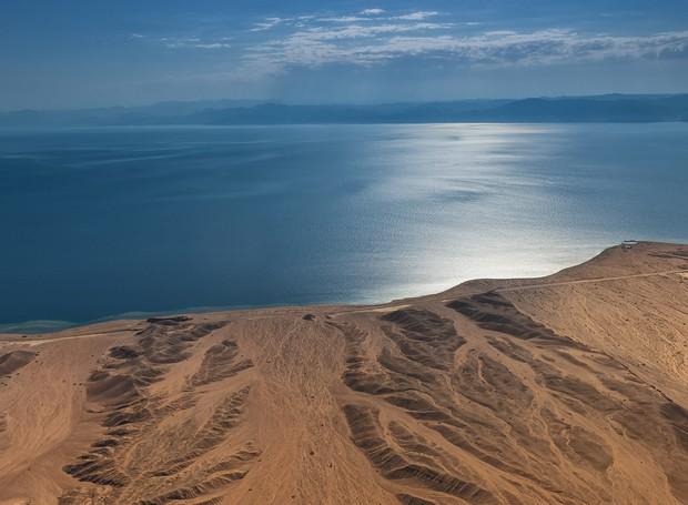 NEOM: a megacidade fica ao lado do Mar Vermelho e do Golfo de Aqaba (Foto: NEOM/Divulgação)