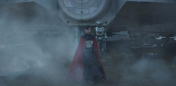 Mulheres no cinema: a importância de L3-37 em Han Solo: Uma História Star Wars (Foto: Disney Studios/Divulgação)