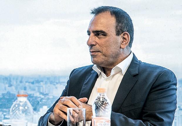 Empresa;Entrevista;Amos Genish;Vivo (Foto: Luiz Maximiano)
