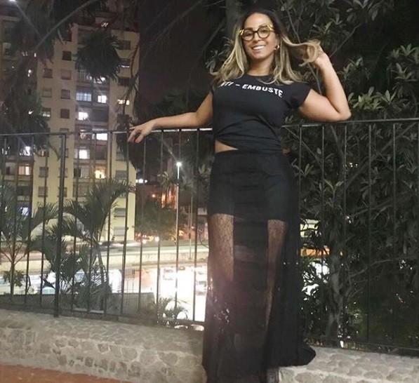 Valesca Popuza (Foto: Reprodução)