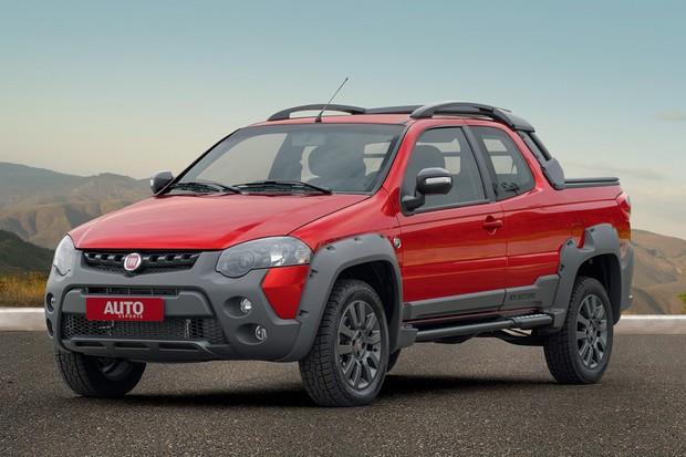 Fiat Strada tem uma nova geração a caminho e a Adventure deve sair de linha (Foto: Divulgação)