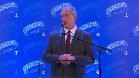 Saiba o que disseram os candidatos à Presidência após o debate da Globo