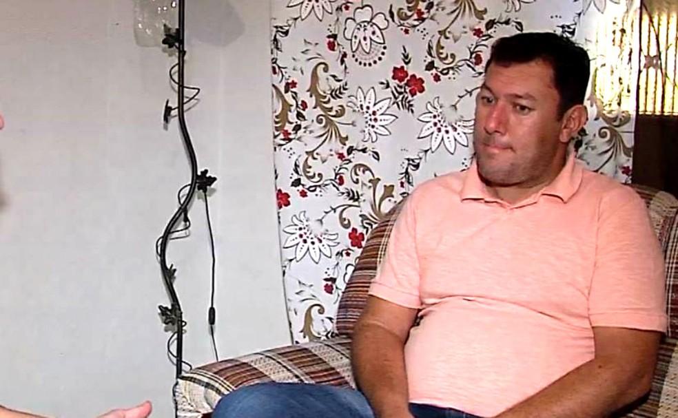Valdir Martins, tio do rapaz que morreu aos 15 anos, explicou decisão da família: