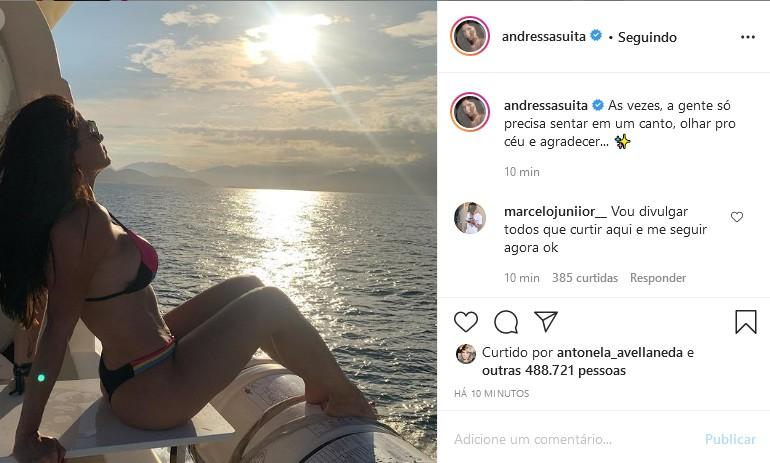 Andressa Suita (Foto: Reprodução/Instagram)