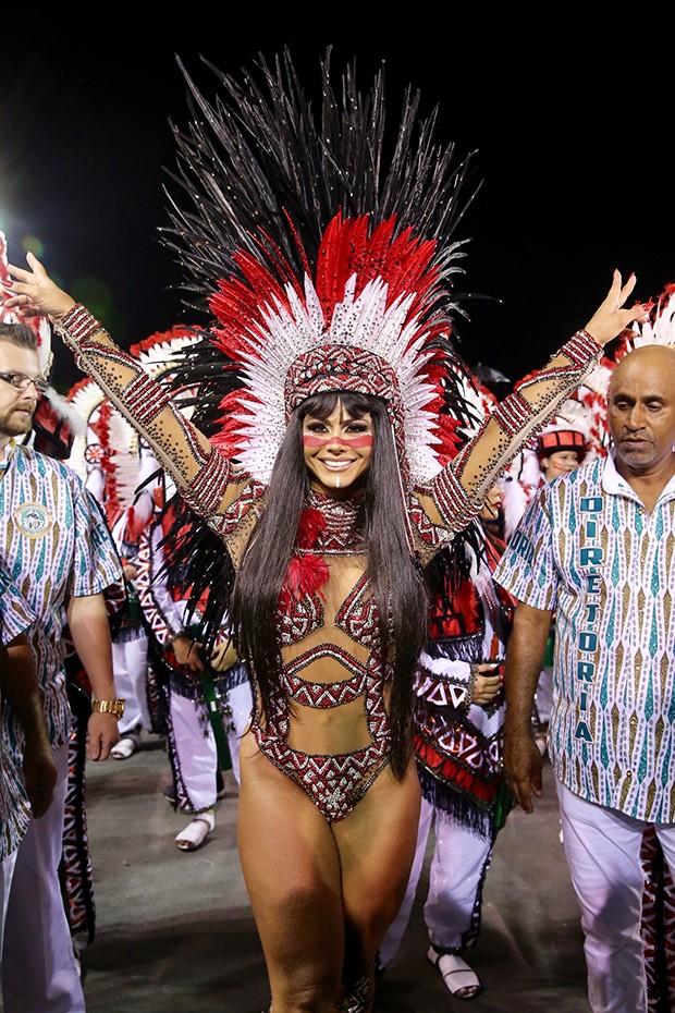Viviane Araújo (Foto: Manuela Scarpa/Brazil News)