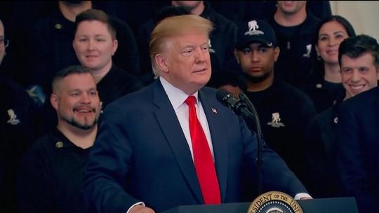 Ordens de Trump para obstruir justiça não foram seguidas