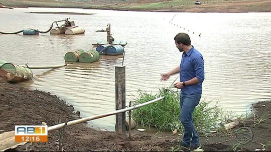 'Quando dá uma chuvinha a gente não pode perder a oportunidade', diz morador sobre seca no Agreste