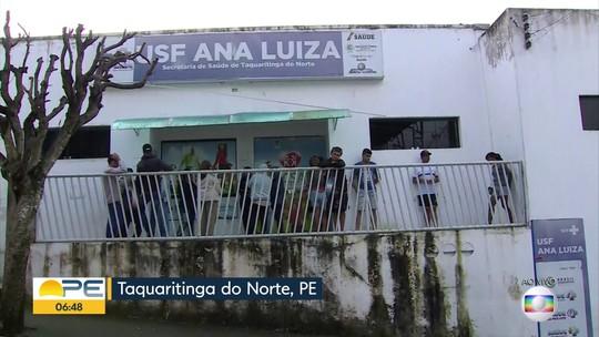 Taquaritinga do Norte inicia 'varredura' para vacinar moradores contra sarampo