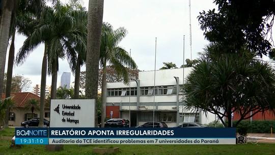TCE-PR vai investigar suspeitas de irregularidades nas sete universidades estaduais
