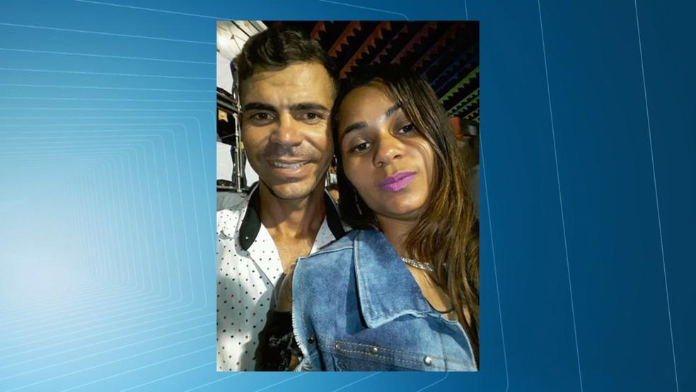 Mulher foi morta com quatro tiros pelo próprio marido em Patos, no Sertão da Paraíba (Foto: Reprodução/TV Paraíba)