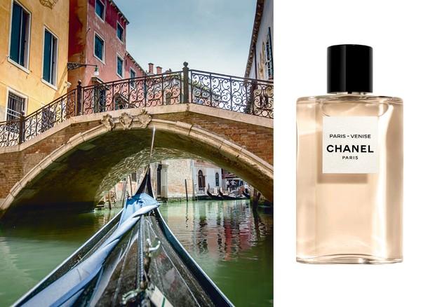 Paris-Venise (Foto: Emmy Martens, Thinkstock e Divulgação/Chanel)