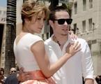 Jennifer Lopez com o namorado   Divulgação