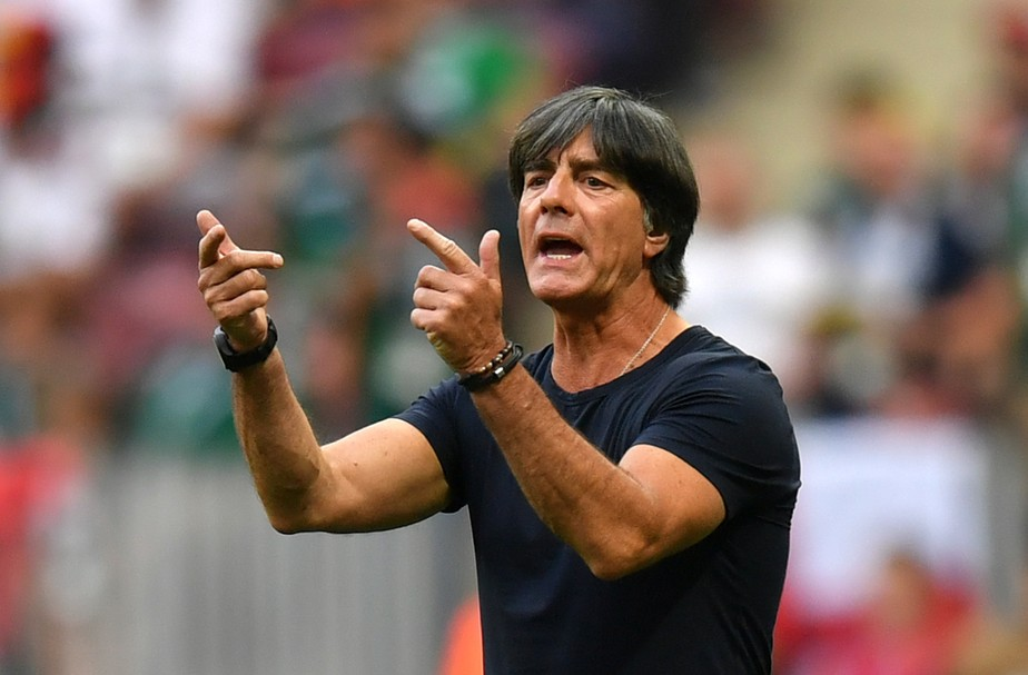 Löw desconversa sobre possível Brasil x Alemanha nas oitavas: