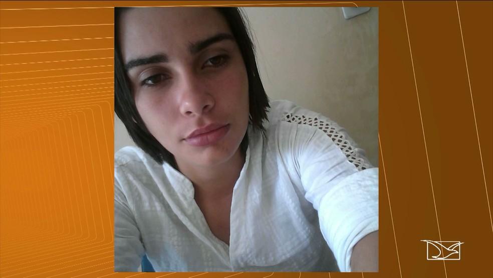 Segundo a polícia Elineiva Francisca Galvão de Pinho, filha da vítima, é a principal suspeita de ser mandante do crime. (Foto: Reprodução/TV Mirante)