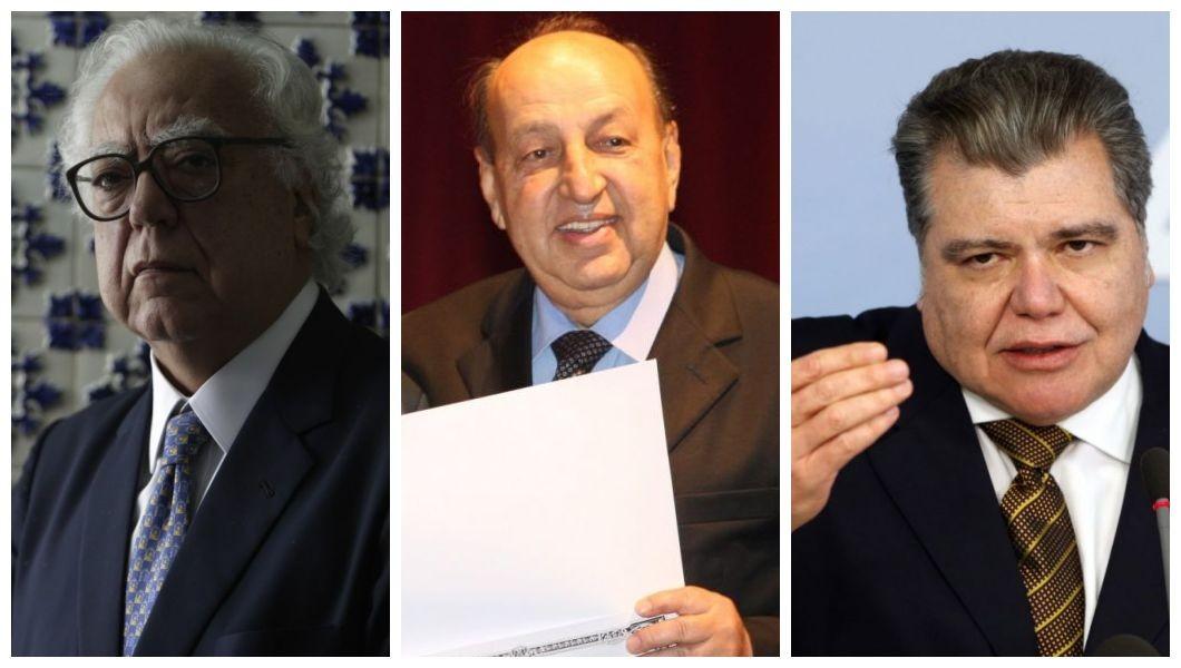 Miro Teixeira (REDE-RJ), Simão Sessim (PP-RJ) e Sarney Filho (PV-MA) não conseguiram vaga no Congresso