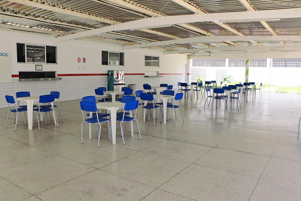 RN ganha sete novos centros de educação profissional