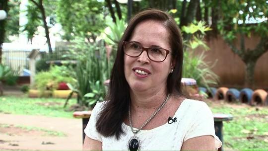 Professora de Cianorte é exemplo de dedicação e amor