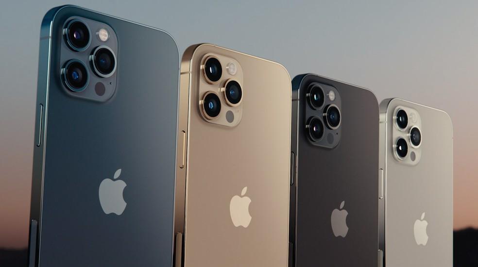 iPhone 12 Pro teve demanda maior que o esperado — Foto: Reprodução/Apple