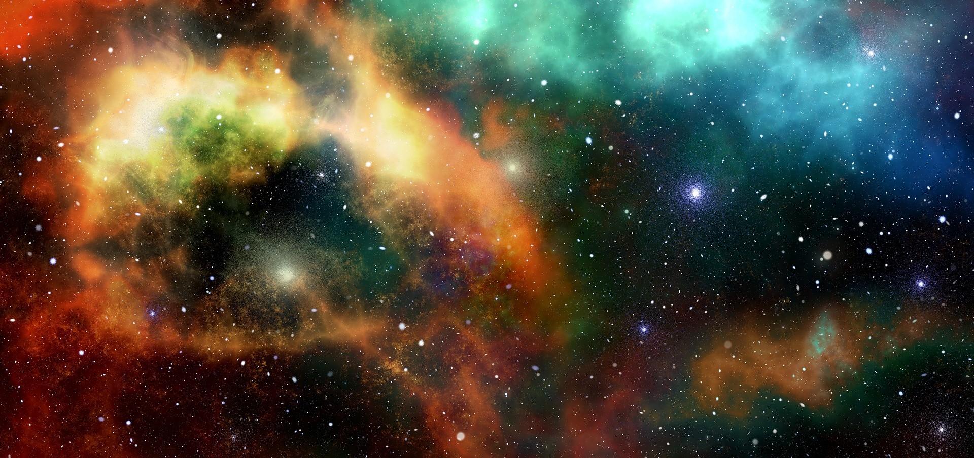 Espaço (Foto: Pixabay)