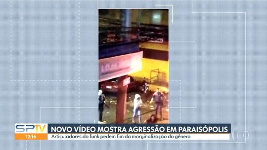 Novo vídeo mostra agressão a jovens em Paraisópolis