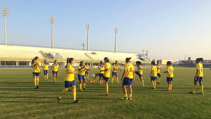 RN - União Independente FC - futebol feminino (Foto: Divulgação)