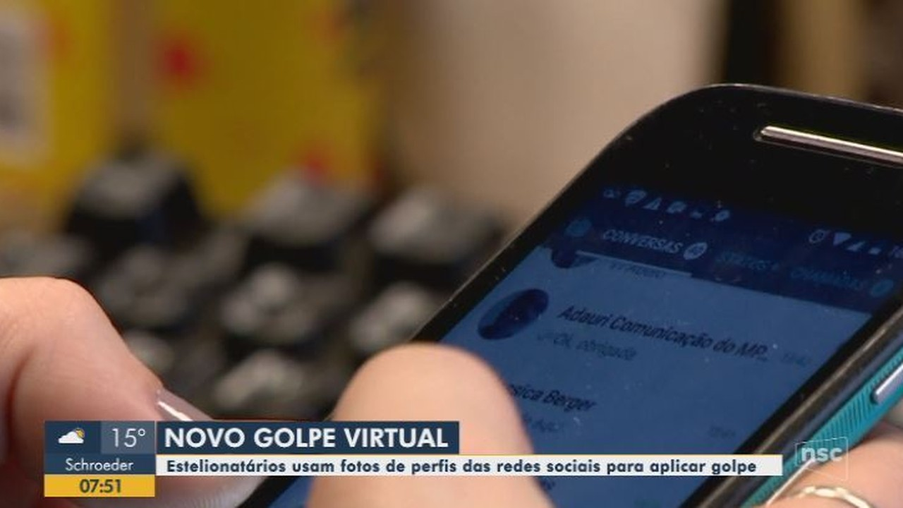 Polícia alerta para golpe virtual; veja como se prevenir