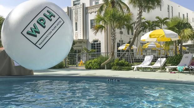 Washington Park Hotel, em Miami, dá descontos para quem viaja com os pets (Foto: Divulgação)