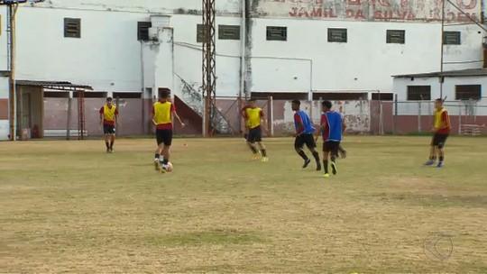 Tupynambás mantém invencibilidade no sub-17; equipe sub-15 perde por W.O