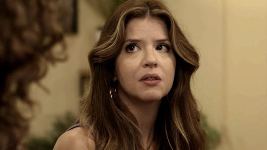 Carla manda a real para Rita sobre sumiço de Mari