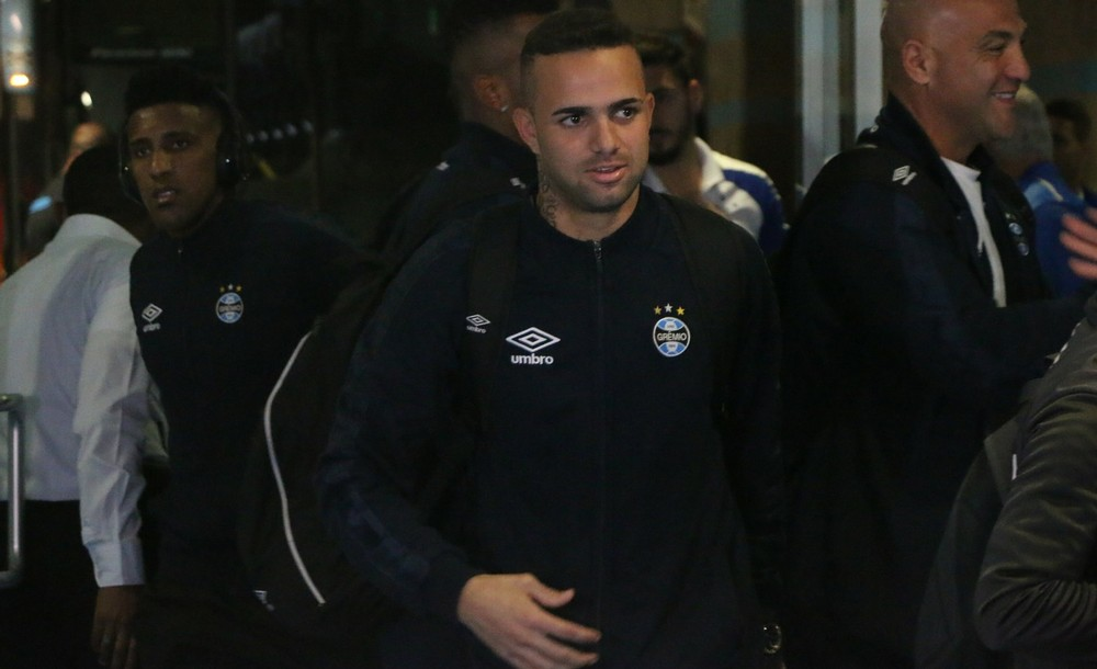 Grêmio nega ter negociação com o Atlético de Madrid por Luan